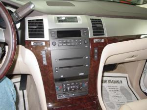 20072014 Cadillac Escalade Car Audio Profile