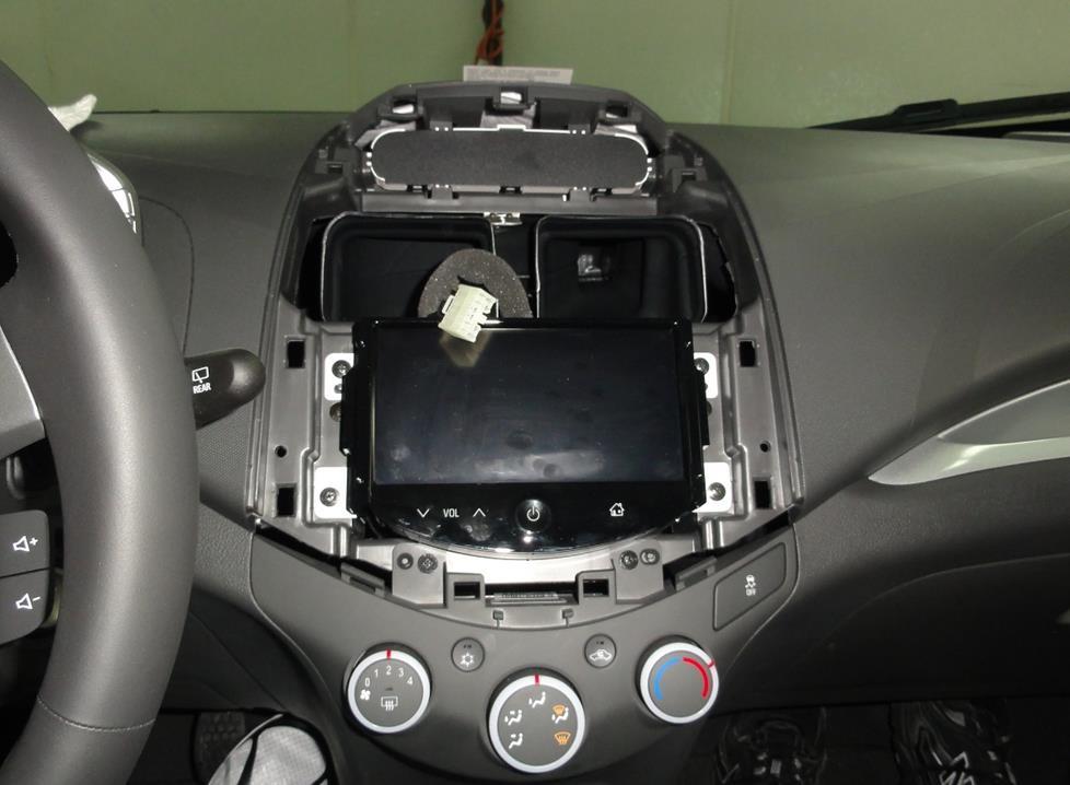 2013-up Chevrolet Spark Car Audio Profile