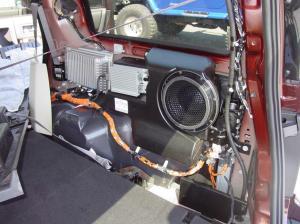 20092012 Ford Flex Car Audio Profile