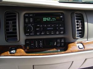 19972005 Buick Park Avenue: Installing New Car Audio Gear