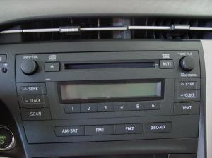 20102015 Toyota Prius Car Audio Profile