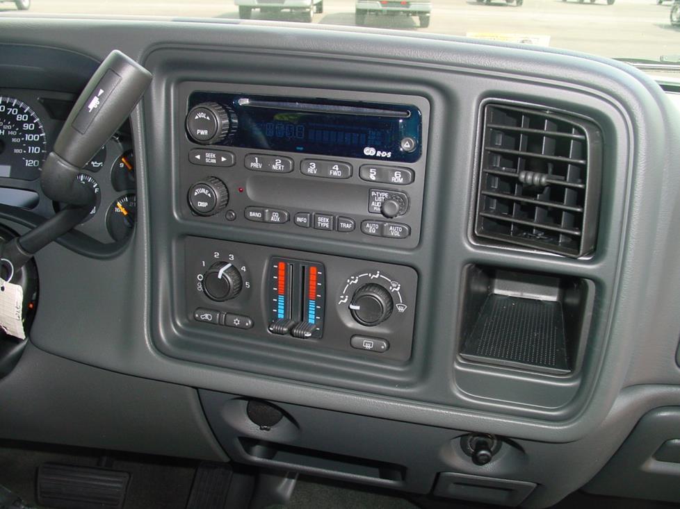 2007 New Style Chevy Silverado 1500
