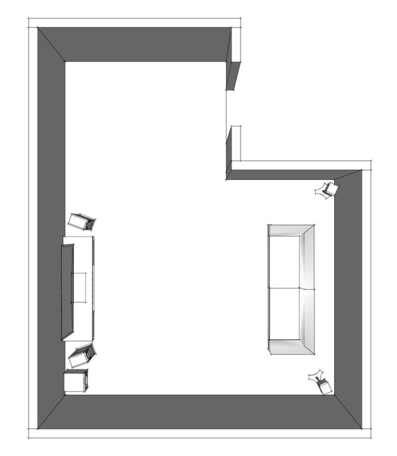 home theater speaker placement ceiling | www.Gradschoolfairs.com