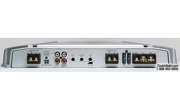 sony xm2165gtx 165w x 2 car amplifier at crutchfield