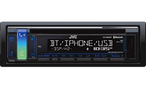 Jvc Kd R888bt Cd Receiver At Crutchfield