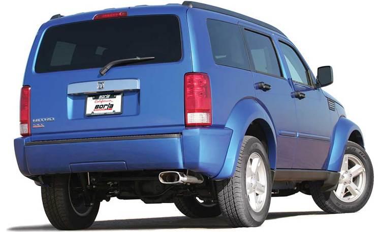 borla exhaust system 140241 fits 2007