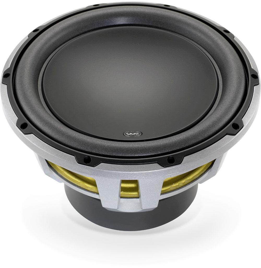 Jl Audio 12w6v2 D4 W6v2 Series 12 Subwoofer With Dual 4
