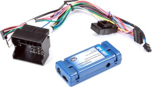 PAC RP4VW11 Wiring Interface Connect a new stereo and