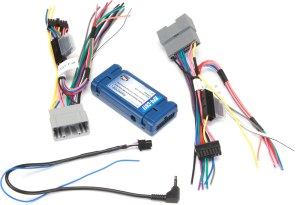 PAC RP4CH11 Wiring Interface Connect a new car stereo and