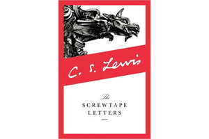 The Screwtape Letters   by C S  Lewis   CSMonitor com  The Screwtape Letters   by C S  Lewis