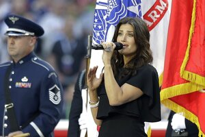Anthem 10 National Best Singers