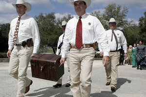 Why Some Texans Claim The State Never Joined The Union