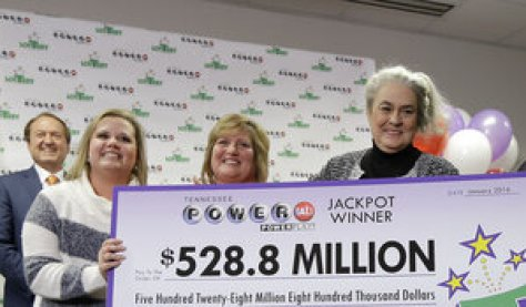 Image result for lottery winners