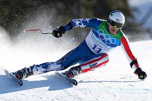 Bode Miller Ski Tinkerer Wins Silver In The Super G