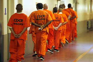 California releasing more prisoners to curb spread of coronavirus