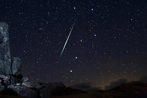Geminid Meteor Shower 2010 Why Is The Phaethon Asteroid