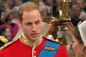 Prince William: Britain's most popular royal weds Kate ...