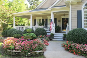 Image result for pictures of curb appeal