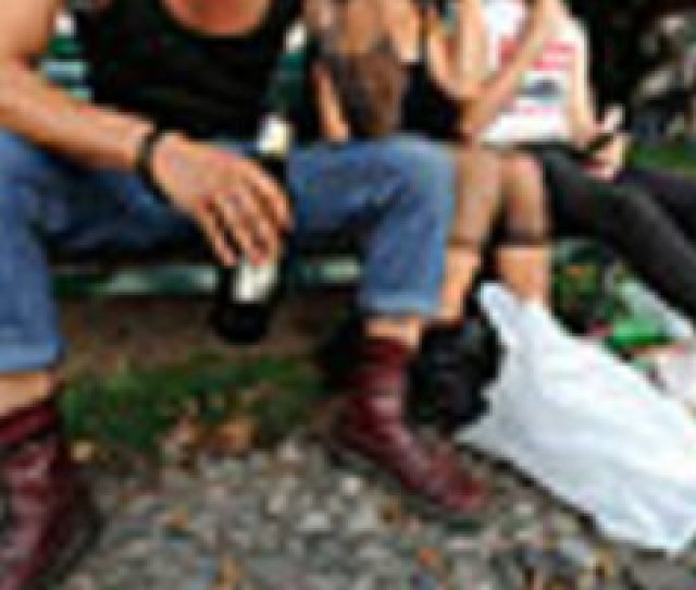 Binge Drinking Spreads To Italy