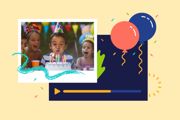 19 Creative Birthday Video Ideas You Can Make For Free Animoto