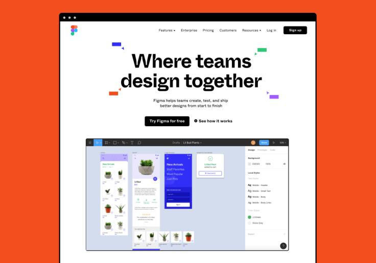 Figma Homepage 02