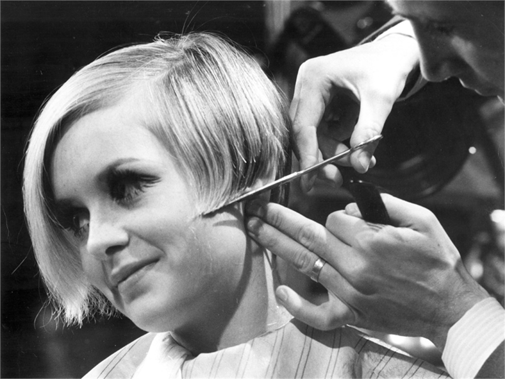 The Famous Haircut | The Year of Twiggy | Purple Clover