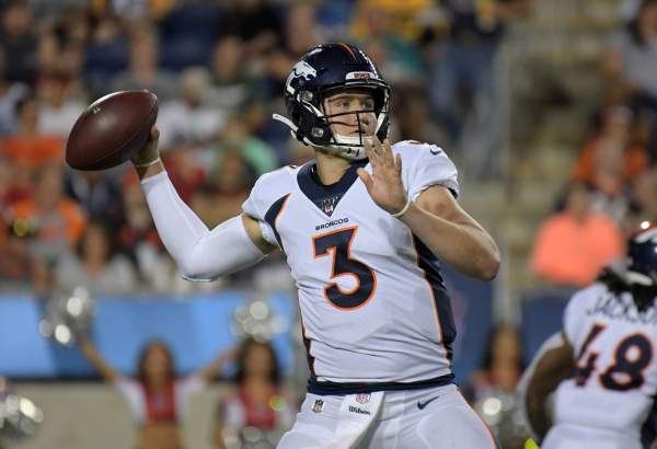 Report: Broncos Rookie QB Drew Lock to Make 1st Career NFL Start vs. Chargers
