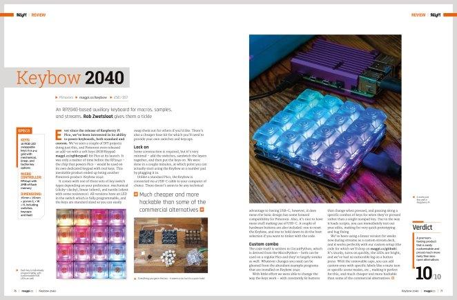 Keybow 2040