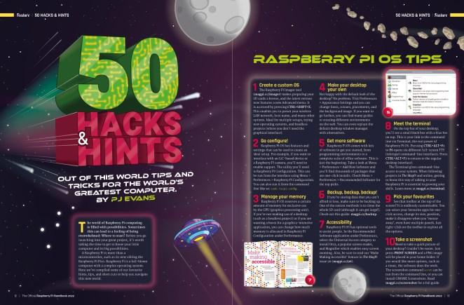 50 Hacks & Hints