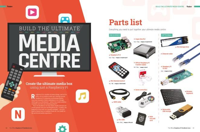 Build the ultimate media centre