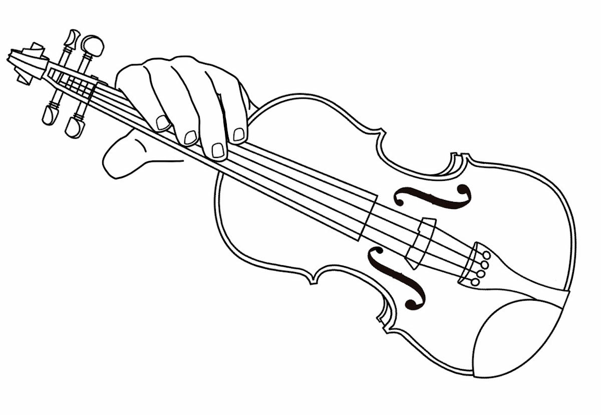Violin 101 What Are The Violin Hand And Finger Positions
