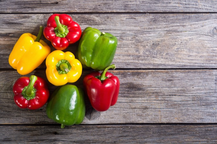 bell peppers-vegetables