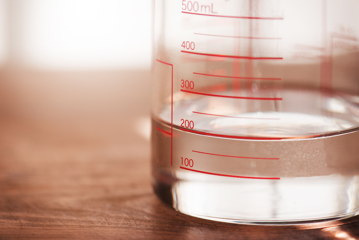 How Many Milliliters In One Cup A Complete Measurement