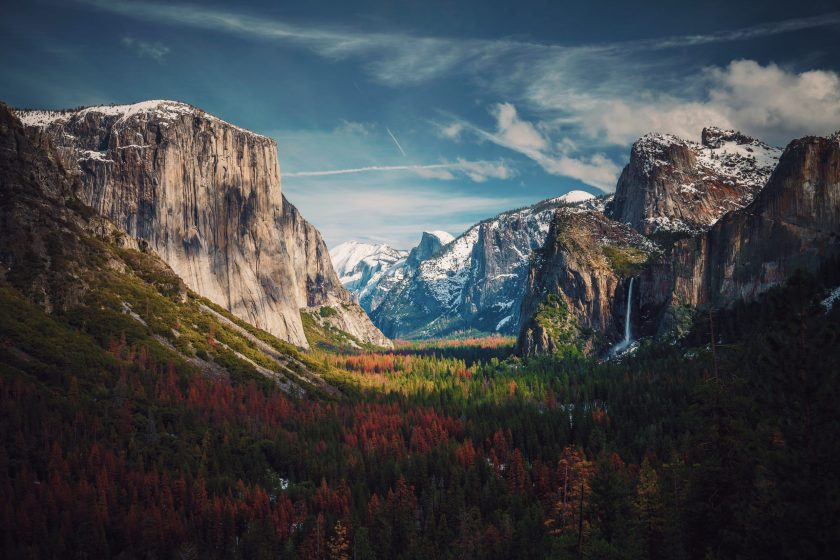 virtual tour yosemite