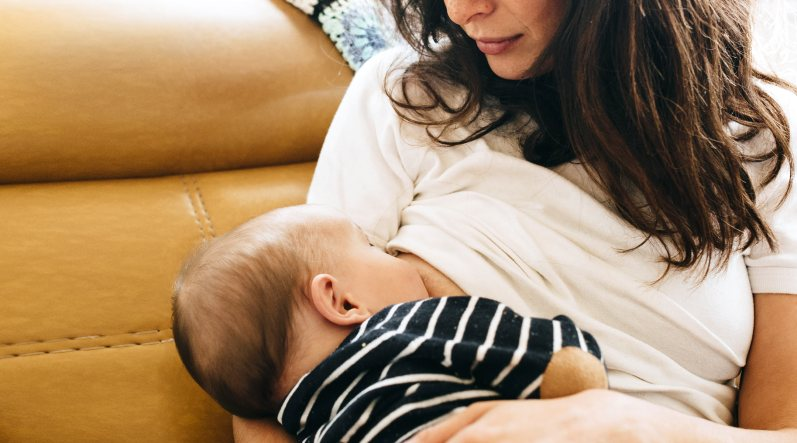 Image result for breastfeeding baby