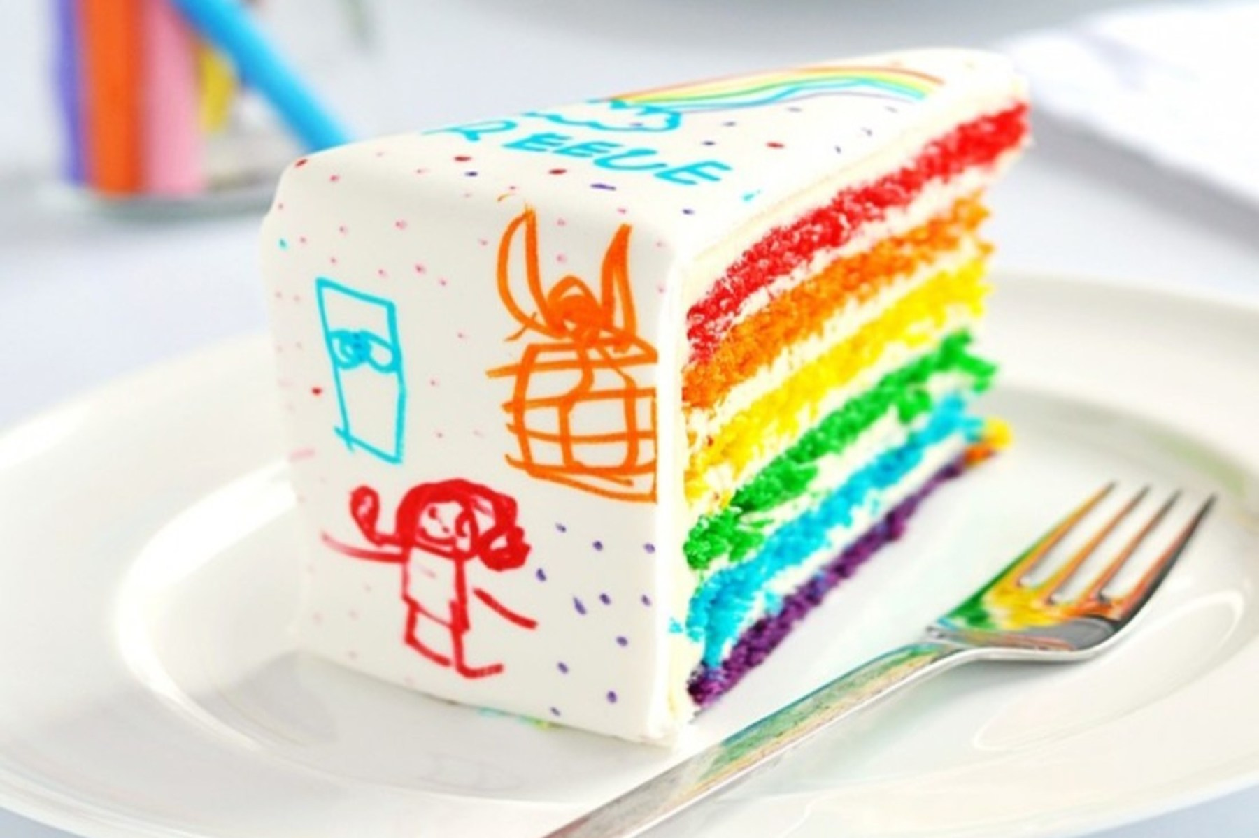 50 Amazing And Easy Cakes For Kids Mom Com