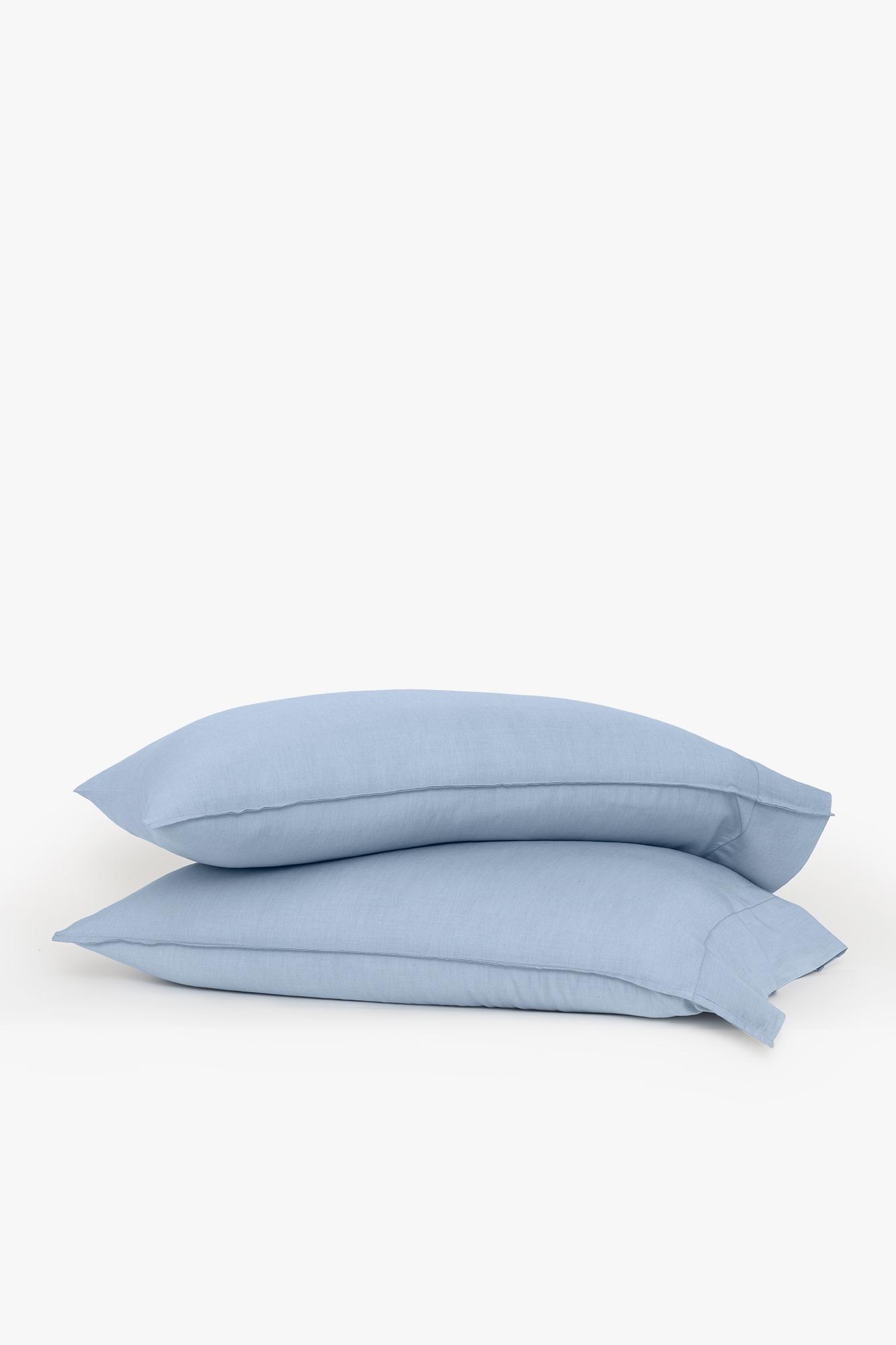 eucalyptus pillowcases buffy