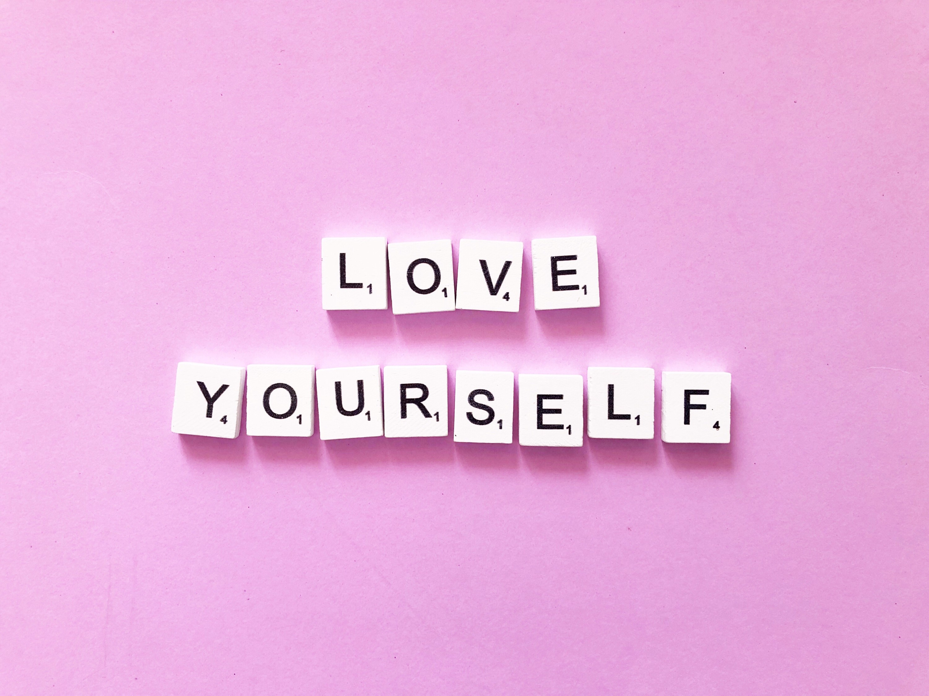 Love Yourself First. Then Spread Love.