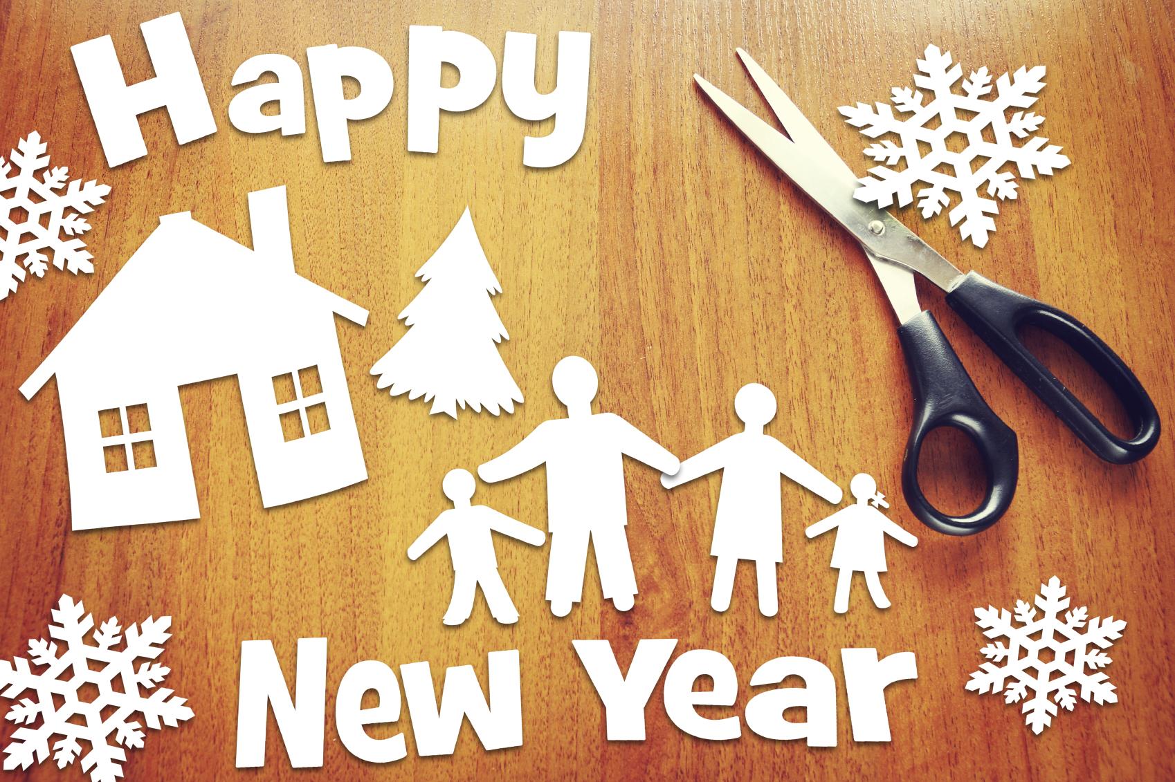 Neujahrsvorsatze Kinderedition
