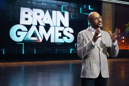 Fun and Games with Neuroscience