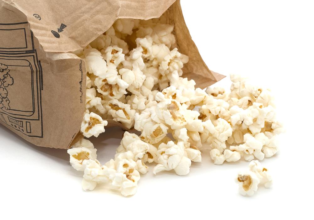 microwave popcorn pfas chemicals