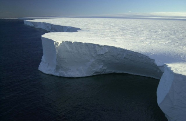Antarctica's Ross Ice Shelf, World's Largest, is Melting in a Way ...