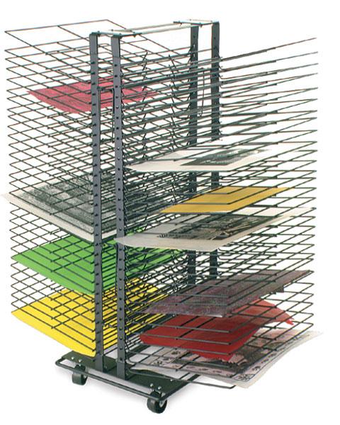 drying racks blick art materials