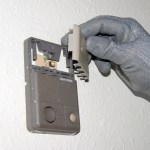 How To Replace A Garage Door Opener Wall Control Repair Guide