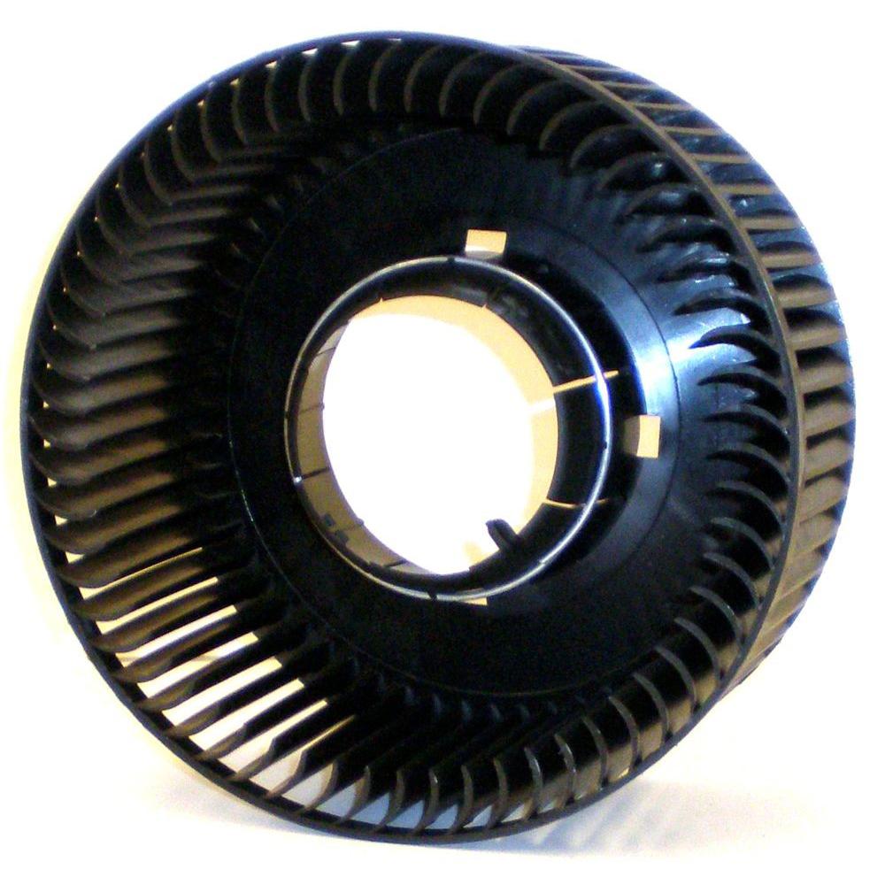 exhaust fan is noisy