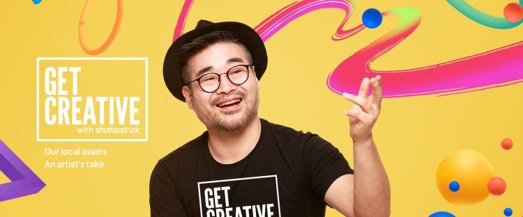 Korean Designer Jamsan Gets Creative with Shutterstock