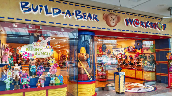 Kid S Build A Bear Birthday Party Ends In Disaster Cafemom Com
