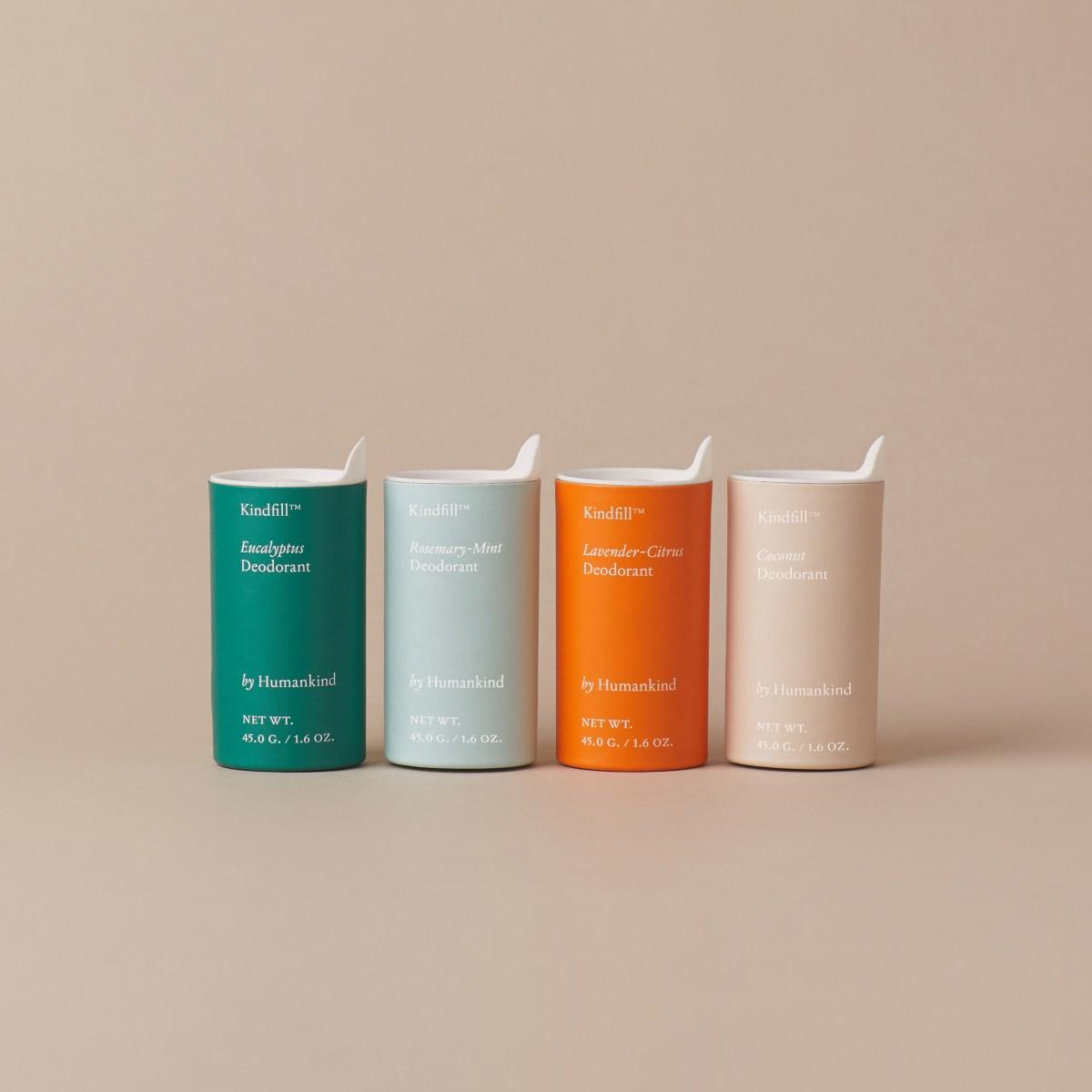Example of printed packaging