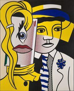 Roy Lichtenstein, Stepping Out, 1978