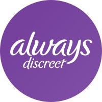 Always Discreet logo